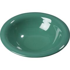 CFS3303609CS - Carlisle - Sierrus Melamine Rimmed Bowl 12 oz - Meadow Green