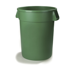 CFS34105509CS - CarlisleBronco™ Round Trash Cans