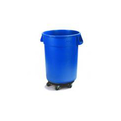 CFS34114414 - CarlisleBronco™ Containers with Dolly