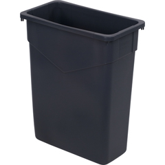 CFS34201523CS - CarlisleTrimLine Container 15 Gallon - Grey