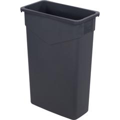 CFS34202323CS - CarlisleTrimline Trash Can