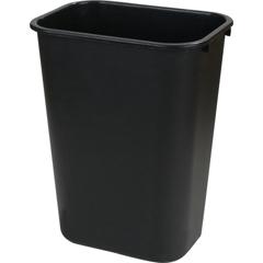CFS34291303CS - CarlisleOffice Wastebasket 13 Qt - Black
