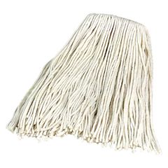 CFS369066B00CS - Carlisle#16 Small Narrow Band Rayon Mop Heads