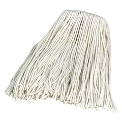 CFS369070B00CS - Carlisle - #20 Medium Narrow Band Rayon Mop Heads