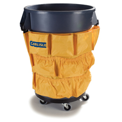 CFS3691704CS - Carlisle - Tool Caddy Bag for 32 & 44 Gal Bronco Waste Containers