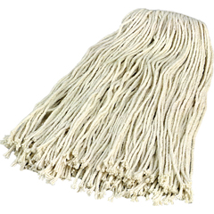 CFS369816B00CS - Carlisle#16 Small Narrow Band Cotton Mop Heads