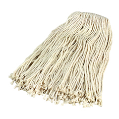 CFS369820B00CS - Carlisle#20 Medium Narrow Band Cotton Mop Heads