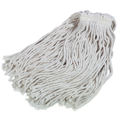 CFS369824B00CS - Carlisle - #24 Large Narrow Band Cotton Mop Heads