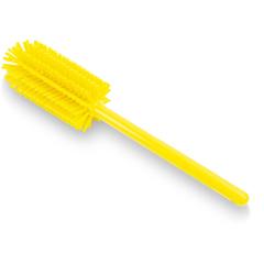CFS40001EC04CS - Carlisle - 16 Polyester Bottle Brush - Yellow