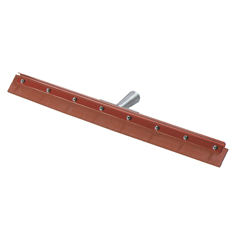 CFS4007600CS - CarlisleStraight Steel/Red Gum Rubber