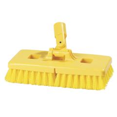 CFS4043000CS - CarlisleFloor Scrub Brush with Stiff Polypropylene Bristles
