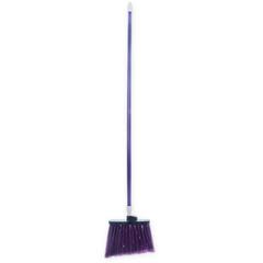 CFS4108268CS - Carlisle12 Flagged Duo-Sweep Angle Broom with 48 Fiberglass Handle