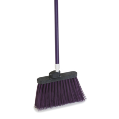 CFS4108368CS - Carlisle12 Unflagged Duo-Sweep Angle Broom with 48 Fiberglass Handle