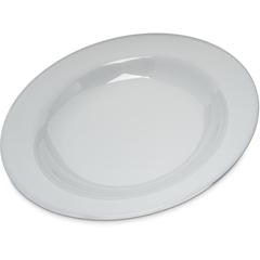 CFS4303402CS - CarlisleDurus® Melamine Pasta Soup Salad Bowl 13 oz - White