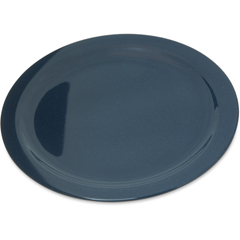 "CFS4350035CS - Carlisle - Dallas Ware® Melamine Dinner Plate 10.25"" - Caf Blue"