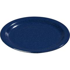 "CFS4350135CS - Carlisle - Dallas Ware® Melamine Dinner Plate 9"" - Caf Blue"