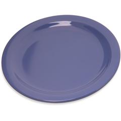"CFS4350314CS - Carlisle - Dallas Ware® Melamine Salad Plate 7.25"" - Ocean Blue"
