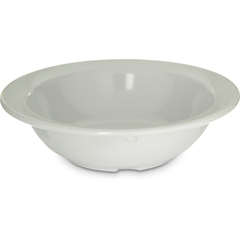 CFS4353102CS - Carlisle - Dallas Ware® Melamine Fruit Bowl 4.75 oz - White