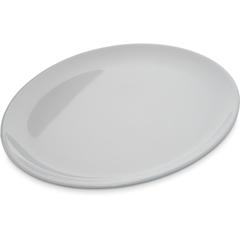 """CFS4380102CS - Carlisle - Epicure® Melamine Dinner Plate 10"""" - White"""