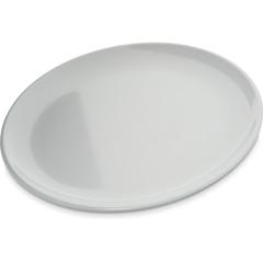 """CFS4380302CS - Carlisle - Epicure® Melamine Dinner Plate 8"""" - White"""