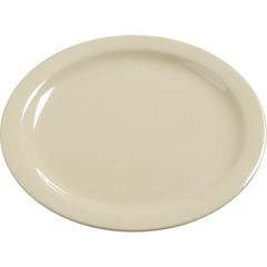 """CFS4385006CS - CarlisleDayton Melamine Dinner Plate 10.25"""" - Oatmeal"""