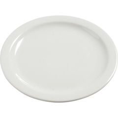 "CFS4385037CS - CarlisleDayton Melamine Dinner Plate 10.25"" - Bavarian Cream"