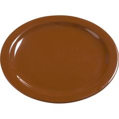 "CFS4385043CS - CarlisleDayton Melamine Dinner Plate 10.25"" - Toffee"