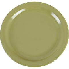 "CFS4385282CS - CarlisleDayton Melamine Dinner Plate 9"" - Wasabi"