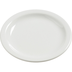 "CFS4385637CS - CarlisleDayton Melamine Bread  Butter Plate 5.5"" - Bavarian Cream"