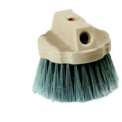 CFS4535023CS - CarlisleFlo-Pac® Round Window Brush with Flagged Polypropylene Bristles