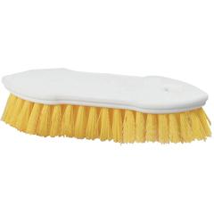 CFS4549404CS - CarlisleSparta® Spectrum® Pointed End Scrub Brush with Polyester Bristles