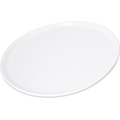 """CFS5300002CS - CarlisleStadia Melamine Dinner Plate 10.5"""" - White"""