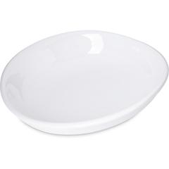 """CFS5300302CS - CarlisleStadia Melamine Pasta Plate 8.5"""" - White"""