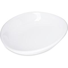 """CFS5300402CS - CarlisleStadia Melamine Pasta Plate 9.5"""" - White"""