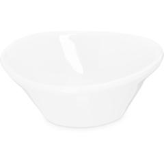 CFS5301102CS - CarlisleStadia Melamine Sauce Cup 2 oz - White