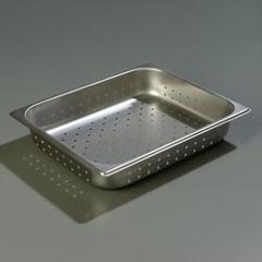CFS607122P - CarlisleDuraPan™ Light Gauge One-Half Size Perforated Pan