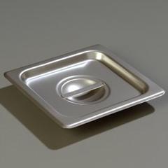 CFS607160C - CarlisleDuraPan™ One-Sixth Size Solid Cover