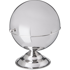CFS609133CS - Carlisle - Roll-Top Covered Dish 30 oz - Stainless Steel
