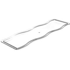 CFS6982L07CS - CarlisleModular Displayware Half Long Size Lid - Clear