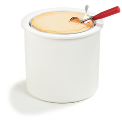 CFSCM101202CS - CarlisleColdmaster® Ice Cream Server 3 Gal - White