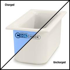 CFSCM1102C1402 - CarlisleColdmaster® CoolCheck Third-size Food Pan
