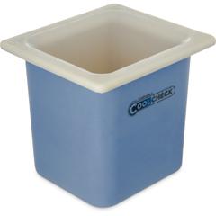 CFSCM1105C1402 - CarlisleColdmaster® CoolCheck Sixth-size High Capacity Food Pan