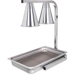CFSHL7237PS00 - CarlisleHeat Lamp w/pan and screen