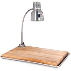 CFSHL8185B00CS - CarlisleHeat Lamp Sat Flex 1 Blb. with B&P