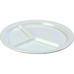 CFSKL10202CS - CarlisleKingline™ 3-Compartment Plate