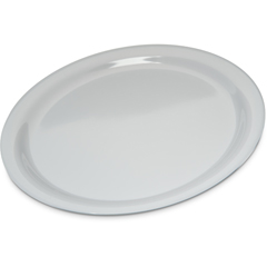 """CFSKL20002CS - CarlisleKingline Melamine Dinner Plate 9"""" - White"""