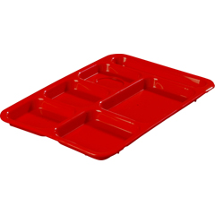 CFSP614R05 - Carlisle - Right-Hand 6-Compartment Tray