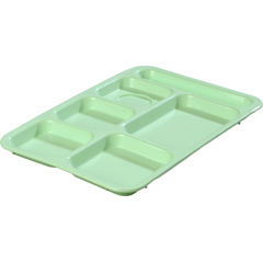 CFSP614R09 - Carlisle - Right-Hand 6-Compartment Tray