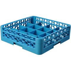 CFSRC16-114CS - CarlisleOptiClean™ Compartment Cup Rack with 1 Open Extender
