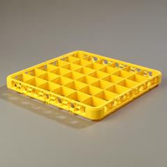CFSRE36C04CS - CarlisleOpticlean 36-Compartment Divided Extender - Yellow